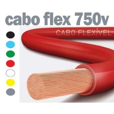 CABOS FLEXÍVEIS 450/750v