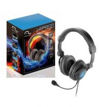 Headset Multilaser Ph094 Gamer 3d Digital Com Mic, Dual Shock