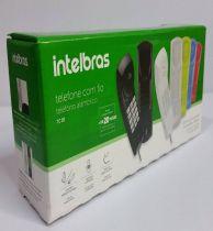 Telefone com fio PT Intelbras