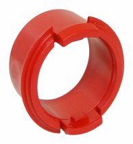 Conectores adaptador PVC 3/4 Vermelho