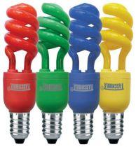 Lâmpadas  Fluoresc. Compactas Taschibra/ Decorativas 14w