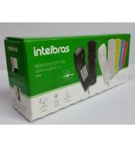 Telefone com fio BR Intelbras