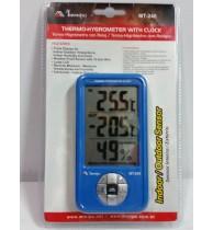 Termo-Higrômetros MT-240