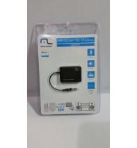 Receptor De Música Multilaser Bluetooth