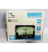 Gps Automotivo Tracker 4.3  Touch Fm - Multilaser