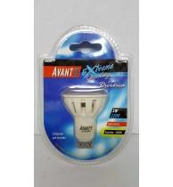 Lâmpada Dicróica LED 3W 3000K Avant