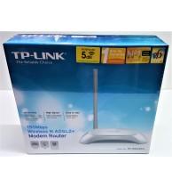 Modem Roteador Wireless N ADSL2+ de 150Mbps TP Link