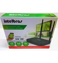 Roteador Wireless 300 Mbps Intelbras