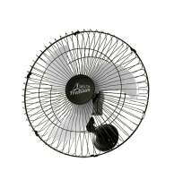 Ventilador Venti-Delta Oscilante Parede 60cm PT